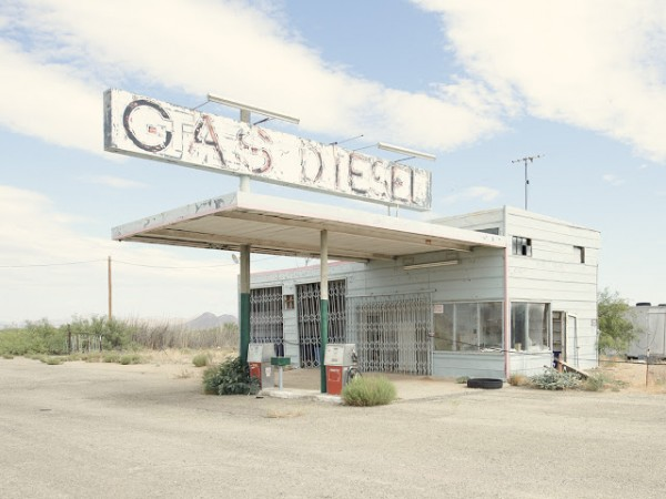 Gas Stations 04
